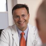 Dr. Poszler im Gespräch